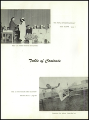 Page 6, 1960 Edition, Fort Recovery High School - Chant Yearbook (Fort Recovery, OH) online yearbook collection