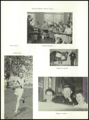 Page 8, 1960 Edition, Fort Recovery High School - Chant Yearbook (Fort Recovery, OH) online yearbook collection