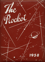 1958 Edition, Ridgedale High School - Rocket Yearbook (Morral, OH)