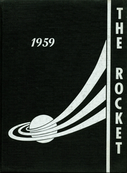 1959 Edition, Ridgedale High School - Rocket Yearbook (Morral, OH)