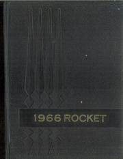 1966 Edition, Ridgedale High School - Rocket Yearbook (Morral, OH)