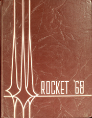 1968 Edition, Ridgedale High School - Rocket Yearbook (Morral, OH)