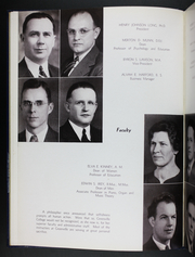 Page 16, 1941 Edition, Greenville College - Vista Yearbook (Greenville, IL) online yearbook collection