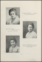 Page 16, 1921 Edition, Nelsonville High School - Saga Yearbook (Nelsonville, OH) online yearbook collection