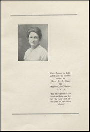 Page 7, 1921 Edition, Nelsonville High School - Saga Yearbook (Nelsonville, OH) online yearbook collection