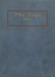 Page 1, 1923 Edition, Nelsonville High School - Saga Yearbook (Nelsonville, OH) online yearbook collection