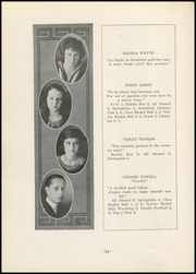 Page 16, 1923 Edition, Nelsonville High School - Saga Yearbook (Nelsonville, OH) online yearbook collection