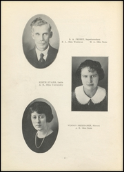 Page 6, 1923 Edition, Nelsonville High School - Saga Yearbook (Nelsonville, OH) online yearbook collection