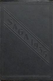 Nelsonville High School - Saga Yearbook (Nelsonville, OH) online yearbook collection, 1935 Edition, Page 1
