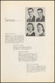 Page 13, 1942 Edition, Nelsonville High School - Saga Yearbook (Nelsonville, OH) online yearbook collection