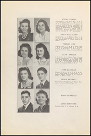 Page 14, 1942 Edition, Nelsonville High School - Saga Yearbook (Nelsonville, OH) online yearbook collection