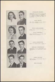 Page 15, 1942 Edition, Nelsonville High School - Saga Yearbook (Nelsonville, OH) online yearbook collection