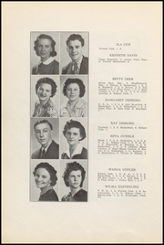 Page 16, 1942 Edition, Nelsonville High School - Saga Yearbook (Nelsonville, OH) online yearbook collection