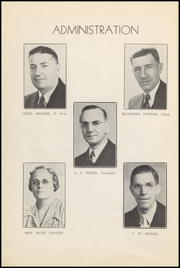 Page 8, 1942 Edition, Nelsonville High School - Saga Yearbook (Nelsonville, OH) online yearbook collection