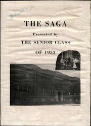 Page 5, 1953 Edition, Nelsonville High School - Saga Yearbook (Nelsonville, OH) online yearbook collection