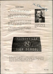 Page 6, 1953 Edition, Nelsonville High School - Saga Yearbook (Nelsonville, OH) online yearbook collection