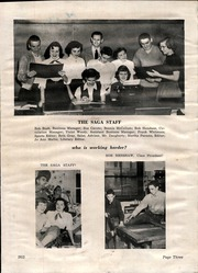 Page 7, 1953 Edition, Nelsonville High School - Saga Yearbook (Nelsonville, OH) online yearbook collection
