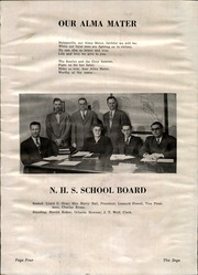 Page 8, 1953 Edition, Nelsonville High School - Saga Yearbook (Nelsonville, OH) online yearbook collection