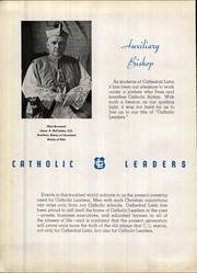 Page 12, 1939 Edition, Cathedral Latin School - Purple and Gold Yearbook (Cleveland, OH) online yearbook collection