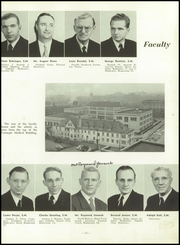 Page 15, 1953 Edition, Cathedral Latin School - Purple and Gold Yearbook (Cleveland, OH) online yearbook collection
