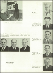 Page 17, 1953 Edition, Cathedral Latin School - Purple and Gold Yearbook (Cleveland, OH) online yearbook collection