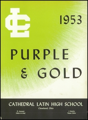 Page 5, 1953 Edition, Cathedral Latin School - Purple and Gold Yearbook (Cleveland, OH) online yearbook collection
