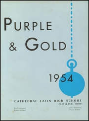 Page 5, 1954 Edition, Cathedral Latin School - Purple and Gold Yearbook (Cleveland, OH) online yearbook collection