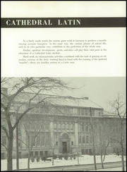 Page 9, 1954 Edition, Cathedral Latin School - Purple and Gold Yearbook (Cleveland, OH) online yearbook collection