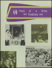Page 10, 1956 Edition, Cathedral Latin School - Purple and Gold Yearbook (Cleveland, OH) online yearbook collection