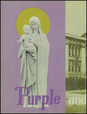 Page 6, 1956 Edition, Cathedral Latin School - Purple and Gold Yearbook (Cleveland, OH) online yearbook collection