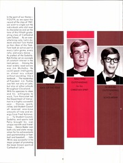 Page 12, 1967 Edition, Cathedral Latin School - Purple and Gold Yearbook (Cleveland, OH) online yearbook collection