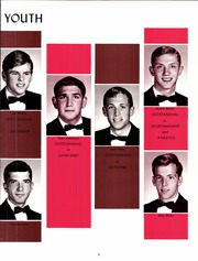 Page 13, 1967 Edition, Cathedral Latin School - Purple and Gold Yearbook (Cleveland, OH) online yearbook collection