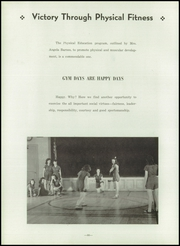 Page 84, 1946 Edition, Marymount High School - Maryvue Yearbook (Garfield Heights, OH) online yearbook collection