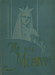 Page 1, 1956 Edition, Marymount High School - Maryvue Yearbook (Garfield Heights, OH) online yearbook collection