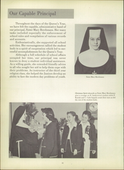 Page 14, 1956 Edition, Marymount High School - Maryvue Yearbook (Garfield Heights, OH) online yearbook collection