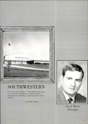 Page 11, 1971 Edition, Southwestern High School - Echo Yearbook (Patriot, OH) online yearbook collection