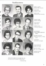 Page 13, 1971 Edition, Southwestern High School - Echo Yearbook (Patriot, OH) online yearbook collection