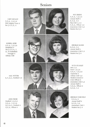 Page 16, 1971 Edition, Southwestern High School - Echo Yearbook (Patriot, OH) online yearbook collection