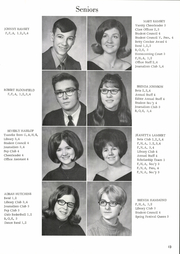 Page 17, 1971 Edition, Southwestern High School - Echo Yearbook (Patriot, OH) online yearbook collection