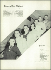 Page 14, 1955 Edition, Jefferson High School - Jeffersonian Yearbook (Dayton, OH) online yearbook collection