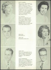Page 16, 1955 Edition, Jefferson High School - Jeffersonian Yearbook (Dayton, OH) online yearbook collection