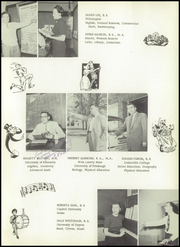 Page 9, 1955 Edition, Jefferson High School - Jeffersonian Yearbook (Dayton, OH) online yearbook collection