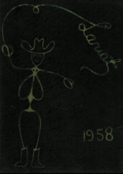 Page 1, 1958 Edition, Pettisville High School - Lariat Yearbook (Pettisville, OH) online yearbook collection