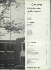 Page 6, 1958 Edition, Pettisville High School - Lariat Yearbook (Pettisville, OH) online yearbook collection