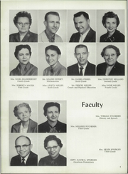 Page 8, 1958 Edition, Pettisville High School - Lariat Yearbook (Pettisville, OH) online yearbook collection