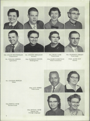 Page 9, 1958 Edition, Pettisville High School - Lariat Yearbook (Pettisville, OH) online yearbook collection
