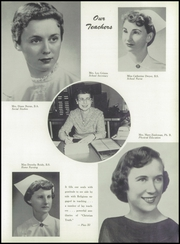 Page 13, 1958 Edition, Hoban Dominican High School - Light Yearbook (Cleveland, OH) online yearbook collection