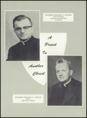 Page 9, 1958 Edition, Hoban Dominican High School - Light Yearbook (Cleveland, OH) online yearbook collection