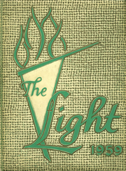1959 Edition, Hoban Dominican High School - Light Yearbook (Cleveland, OH)