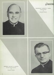 Page 10, 1959 Edition, Hoban Dominican High School - Light Yearbook (Cleveland, OH) online yearbook collection